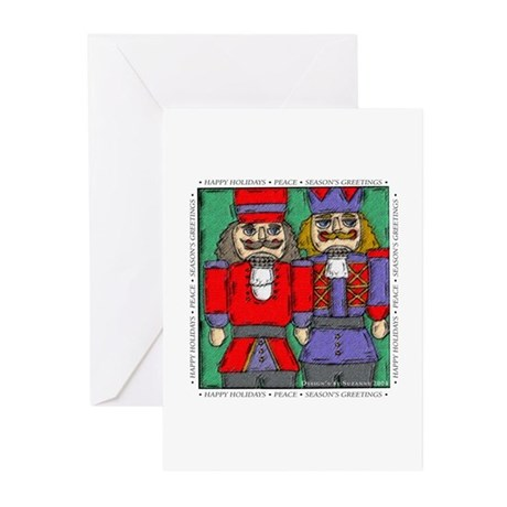 Nutcracker Suite Greeting Cards (Pk of 10)