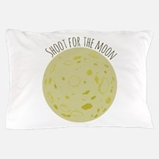 Shoot For Moon Pillow Case