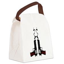 Desert Eagle Canvas Lunch Bag