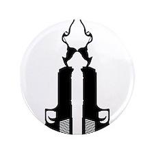 "Desert Eagle 3.5"" Button (100 pack)"