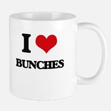 I Love Bunches Mugs