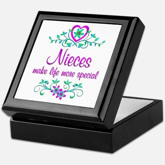 Special Niece Keepsake Box