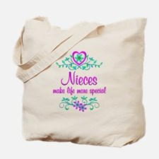 Special Niece Tote Bag