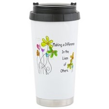 Caregiver Quote Travel Mug
