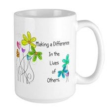 Caregiver Quote Mugs
