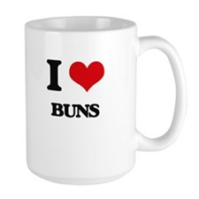 I Love Buns Mugs
