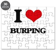 I Love Burping Puzzle