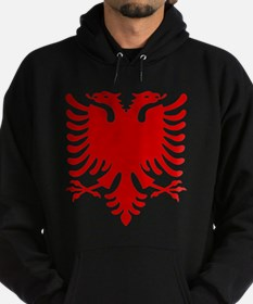 Double Headed Griffin Hoodie (dark)