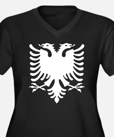 Double Headed Griffin Plus Size T-Shirt