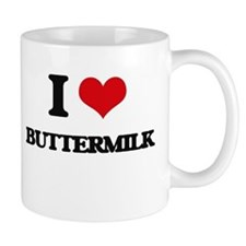 I Love Buttermilk Mugs