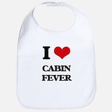 I love Cabin Fever Bib