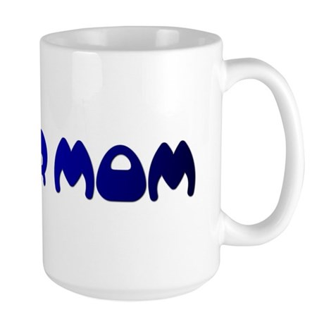 Super Mom Large Mug