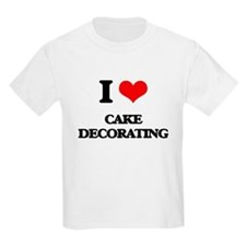 I love Cake Decorating T-Shirt