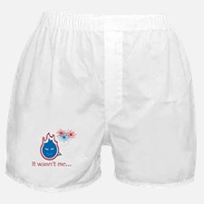Cute Pyro Boxer Shorts