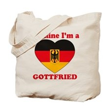 Gottfried, Valentine's Day Tote Bag