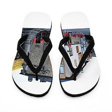 El Camino de Santiago de Compostela, Mo Flip Flops
