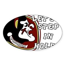 Cute Florida state seminoles Decal