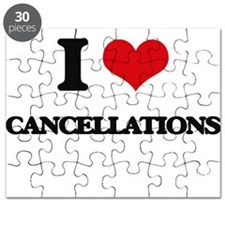 I love Cancellations Puzzle