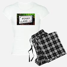 liverpool England famous pe Pajamas