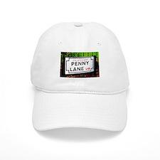liverpool England famous penny Lane sign Baseball Baseball Cap