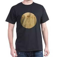 Da Vinci Man T-Shirt