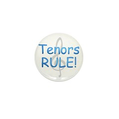 Leads Rule! Mini Button (100 pack)