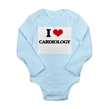 I love Cardiology Body Suit