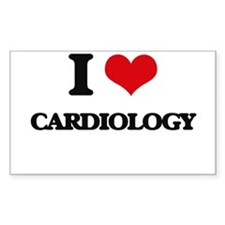 I love Cardiology Decal