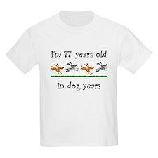 11 dog birthday 1 T-Shirt