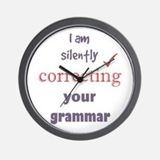 Silently Correcting your Grammar Humor Quote Wall
