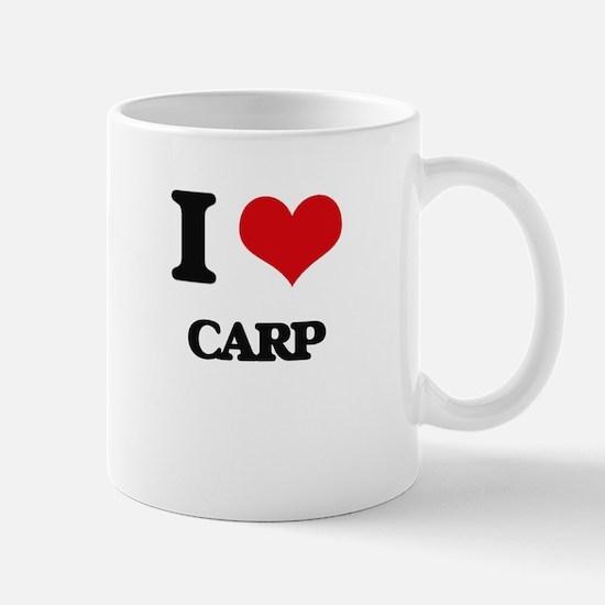 I love Carp Mugs