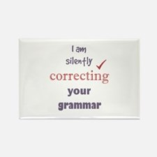 Silently Correcting your Grammar Humor Quote Magne