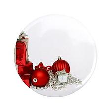 "Christmas 3.5"" Button"