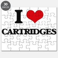 I love Cartridges Puzzle