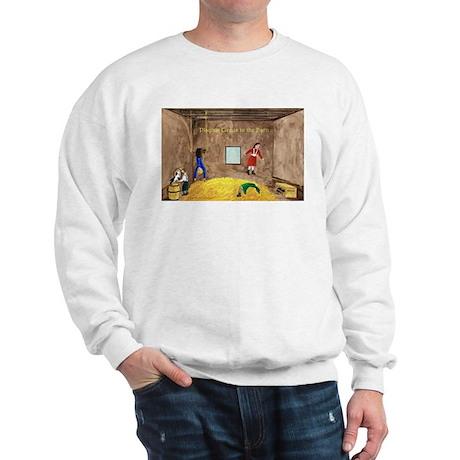 Izzie's Circus in the Barn Sweatshirt