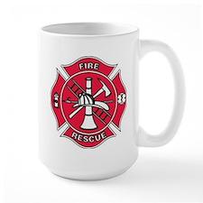 FIREMANS  Mug
