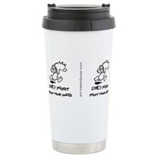 Unique Gun club Travel Mug