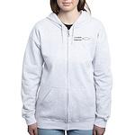 Lutefisk Inspector Women's Zip Hoodie