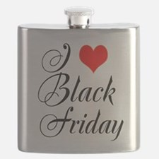 I love Black Friday Flask