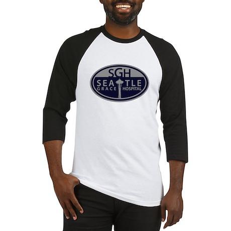 Movie Humor SGH Seattle Grace Baseball Jersey