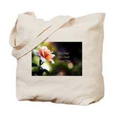 Funny Rose photography Tote Bag