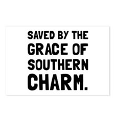 Saved Grace Southern Charm Postcards (Package of 8
