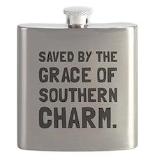 Saved Grace Southern Charm Flask