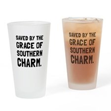 Saved Grace Southern Charm Drinking Glass
