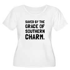 Saved Grace Southern Charm Plus Size T-Shirt