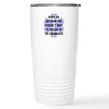 Cool Death Travel Mug