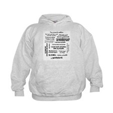 Positive Birth Affirmations Hoodie