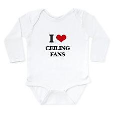 I love Ceiling Fans Body Suit
