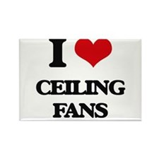 I love Ceiling Fans Magnets
