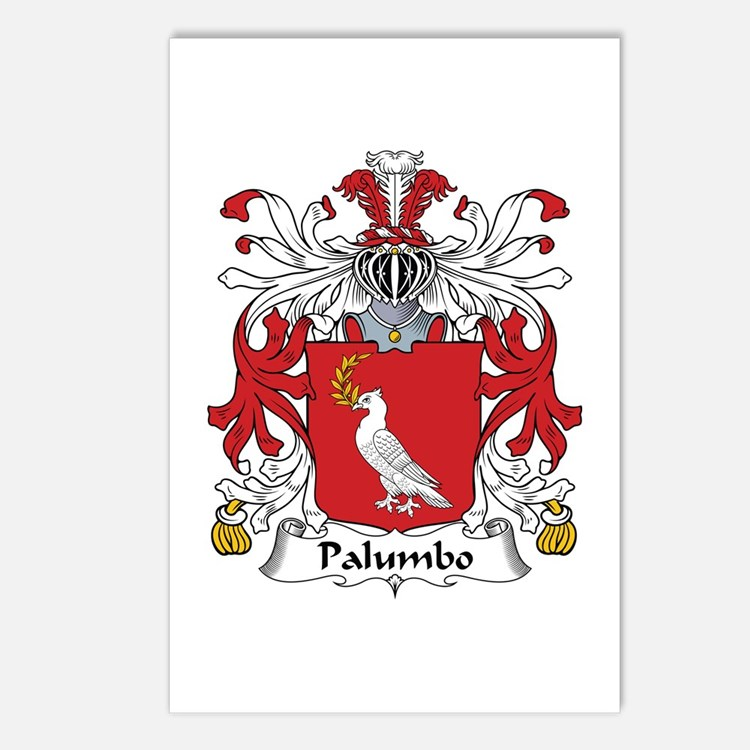 Palumbo Postcards (Package of 8)